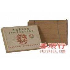 2006年250克布朗茶王青砖