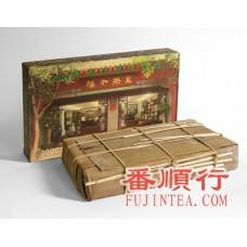 2007年3000克茶王青砖