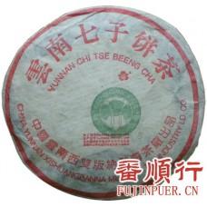 2002年357克班章精品青饼