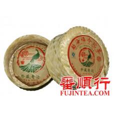2011年福今500克珍藏青沱