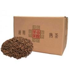 2015年番顺茶业6000克通用箱装散茶