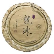 2017年番顺茶业320克百龄龙珠(生茶)